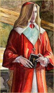 Cardinal de Therould
